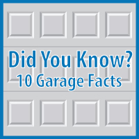 Garage Facts