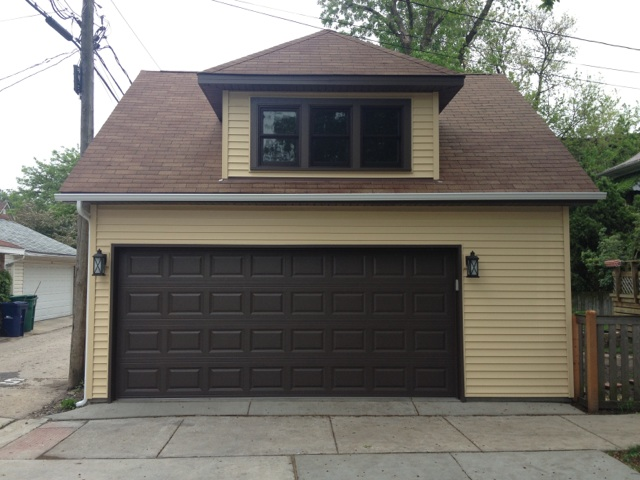 Custom Garage Oak Park