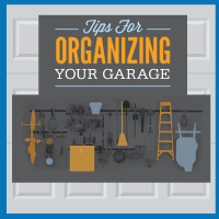 Organizing Your Garage Inforgraphic