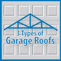 3 Types of Garage Roofs To Choose From