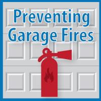 Preventing Garage Fires
