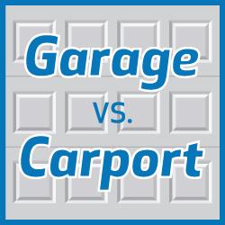 Garage Vs Carport
