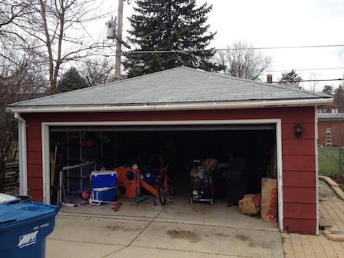 LaGrange Park Garage Remodel
