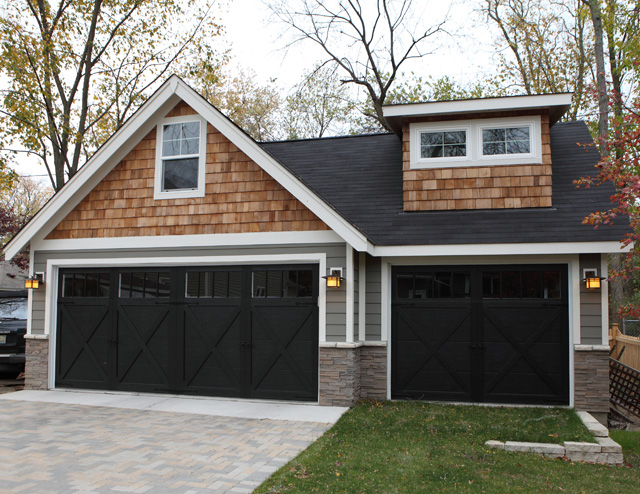 Chicagoland Custom Garages
