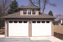 Custom_Garage_21by22_Hip_Garage_Dormer