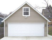 Gable Garage 22x23