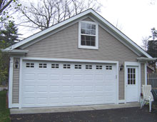 Gable Garage 24x24