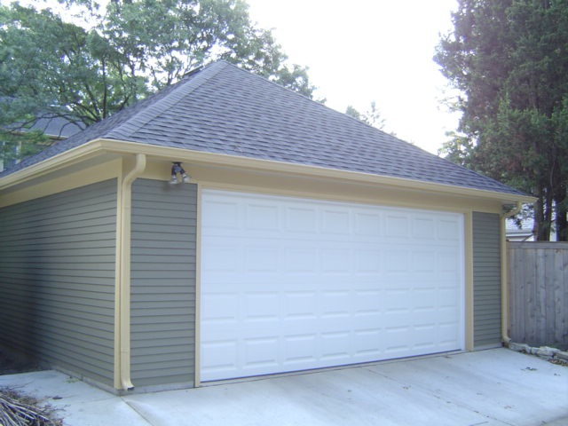 Garage Repairs Chicagoland Blue Sky Builders