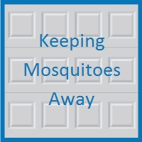 Keeping Away Mosquitoes
