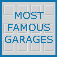 America S Most Famous Garages Blue Sky Builders