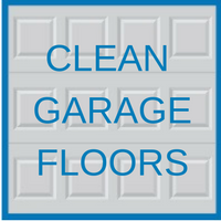 How to clean your garage floor blue sky builders for How to clean garage floor