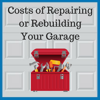 Blue Sky Builders garage repair or renovation