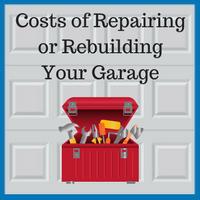 Blue Sky Builders garage repair or renovation