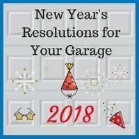 Blue Sky Builders Garage New Year's Resolutions