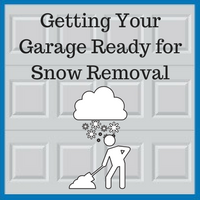 Blue Sky Builders garage snow removal