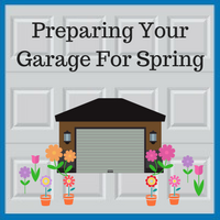 Blue Sky Builders garage tips for spring