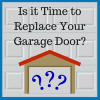 Blue Sky Builders garage door repair replacement