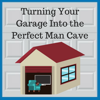 Blue Sky Builders garage man cave
