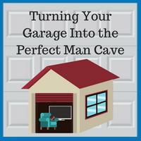 Blue Sky Builders garage man cave