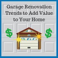 Blue Sky Builders garage renovation increasing home value