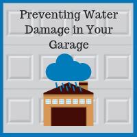 Blue Sky Builders garage maintenance rainy weather