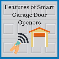 Blue Sky Builders electric garage door opener