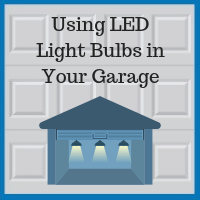 Blue Sky Builders garage LED light bulbs