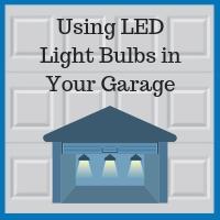 Blue Sky Builders garage LED light bulbs