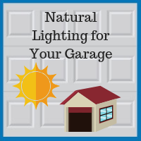 Blue Sky Builders garage natural lighting options