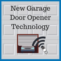Blue Sky Builders garage door opener features