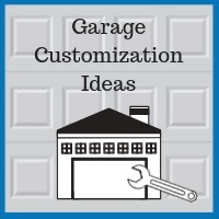 Blue Sky Builders custom garage ideas