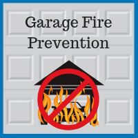 Blue Sky Builders garage fire prevention