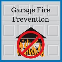 Blue Sky Builders garage fire prevention