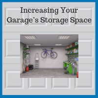 Blue Sky Builders garage renovation storage space