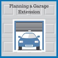 Blue Sky Builders garage expansion renovation