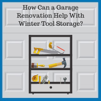 Blue Sky Builders garage tool storage