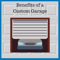 Blue Sky Builders custom garages