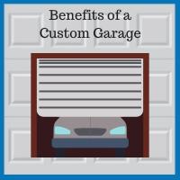 Blue Sky Builders custom garages