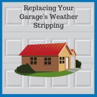 Blue Sky Builders garage door seal replacement