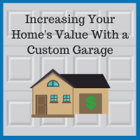 Blue Sky Builders custom garage benefits