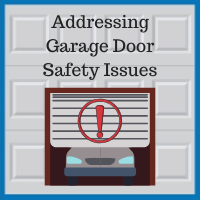 Blue Sky Builders garage door maintenance and safety