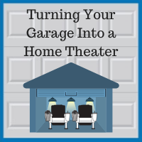 DuPage County garage home theater experts