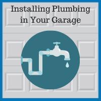 DuPage county garage plumbing professional