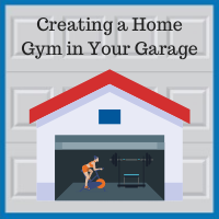 DuPage County custom garage builder home gym