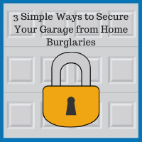 DuPage County Professionals for Garage Security