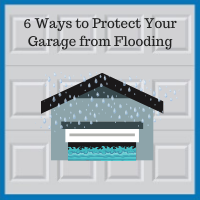 Downers Grove garage builders for flooding prevention