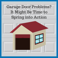 Chicago-Area Garage Spring Expert