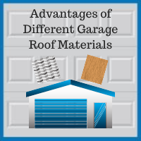 Blue Sky Builders garage roof materials