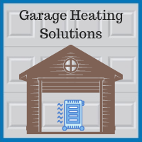 Blue Sky Builders garage heating solutions