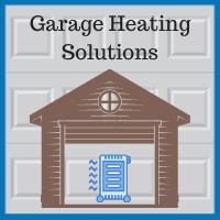 Blue Sky Builders garage heating solutions